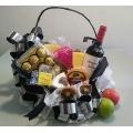 Vinho, Queijos, Chocolates e Frutas