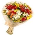 Flores do campo c/ celofone grátis mensagem gravada em cd